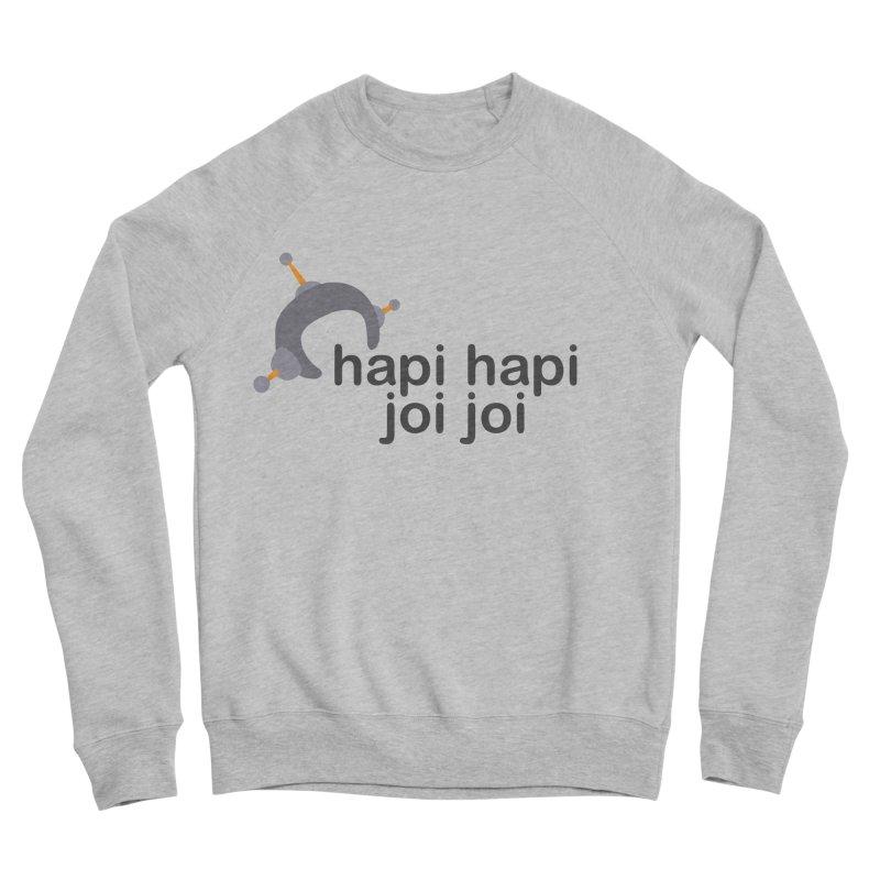 hapi hapi joi joi (Light) Men's Sponge Fleece Sweatshirt by hapi.js
