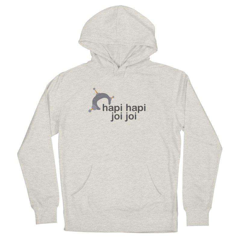hapi hapi joi joi (Light) Men's Pullover Hoody by hapi.js