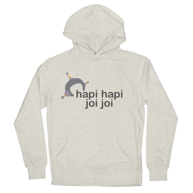 hapi hapi joi joi (Light) Men's French Terry Pullover Hoody by hapi.js