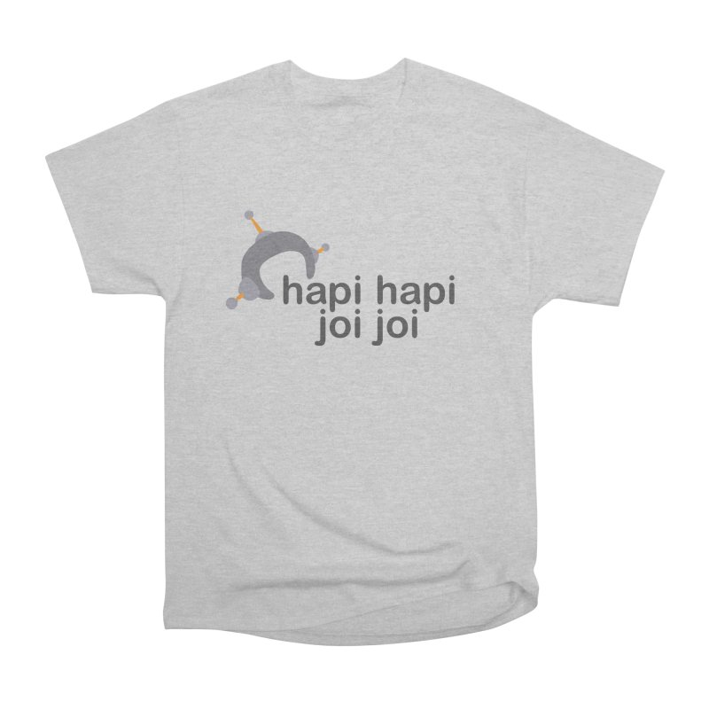hapi hapi joi joi (Light) Men's Heavyweight T-Shirt by hapi.js