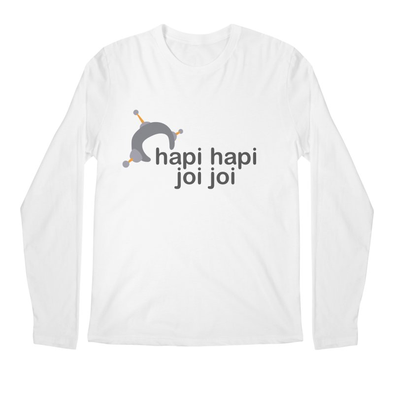 hapi hapi joi joi (Light) Men's Regular Longsleeve T-Shirt by hapi.js