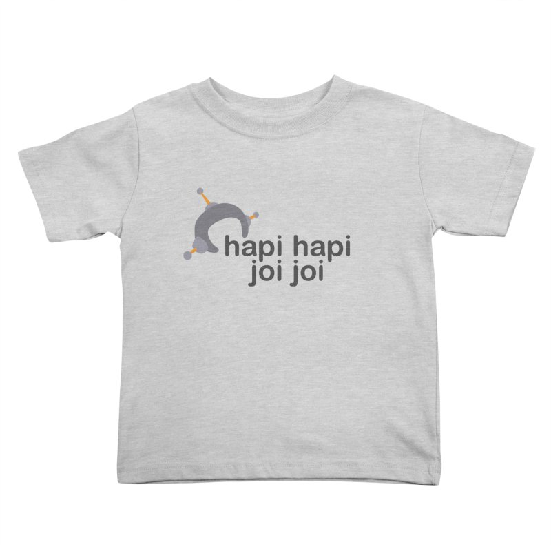 hapi hapi joi joi (Light) Kids Toddler T-Shirt by hapi.js
