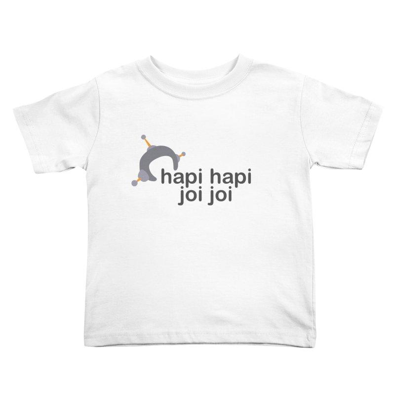 hapi hapi joi joi (Light) Kids Toddler T-Shirt by hapi.js