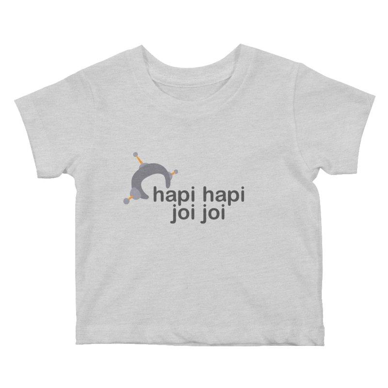 hapi hapi joi joi (Light) Kids Baby T-Shirt by hapi.js