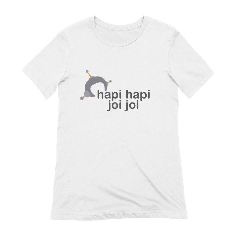 hapi hapi joi joi (Light) Women's T-Shirt by hapi.js