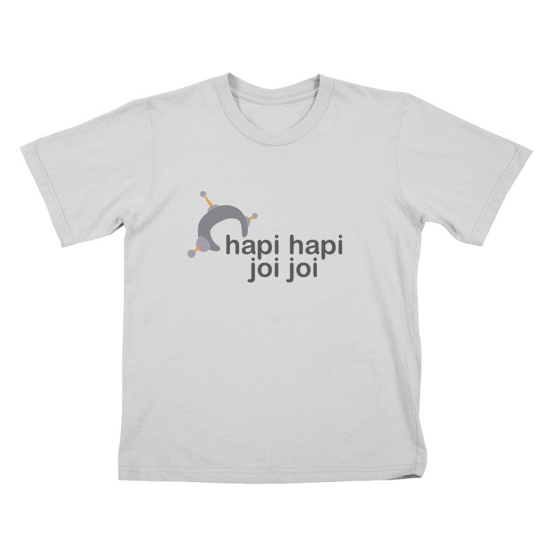 hapi hapi joi joi (Light) Kids T-Shirt by hapi.js