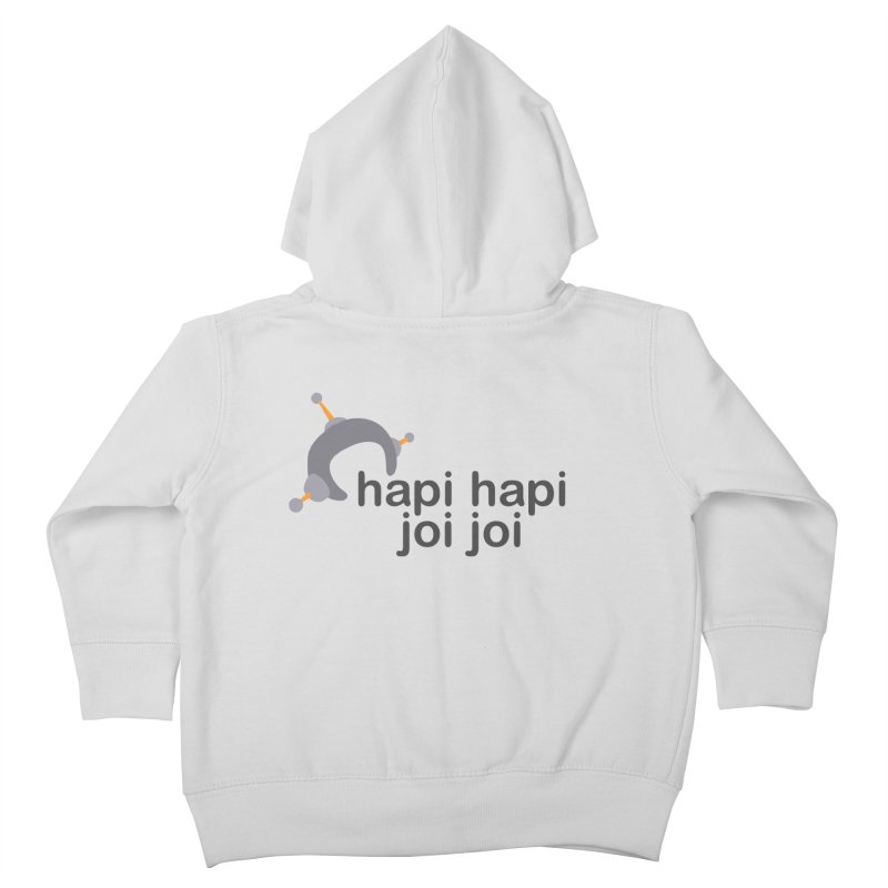 hapi hapi joi joi (Light) Kids Toddler Zip-Up Hoody by hapi.js