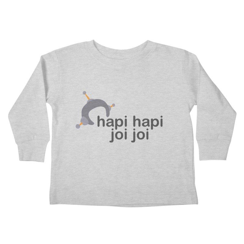 hapi hapi joi joi (Light) Kids Toddler Longsleeve T-Shirt by hapi.js