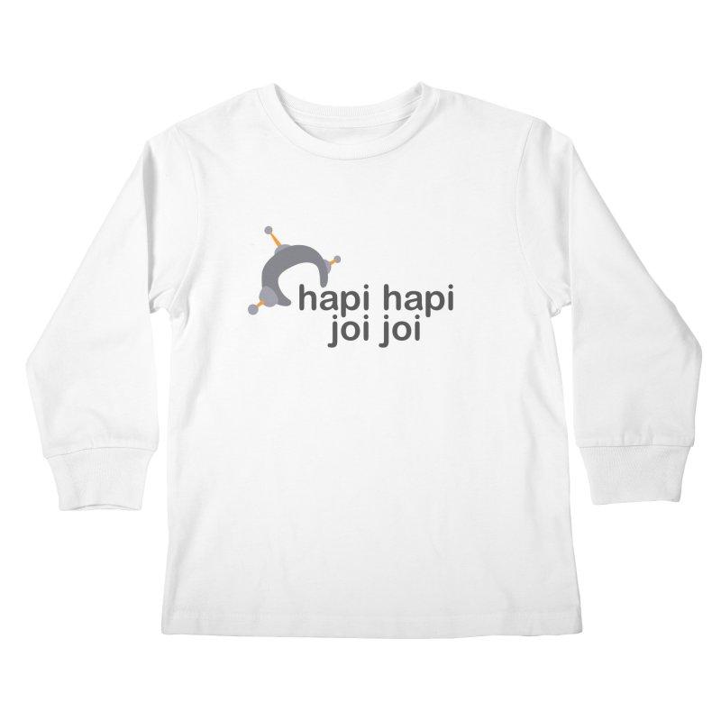 hapi hapi joi joi (Light) Kids Longsleeve T-Shirt by hapi.js