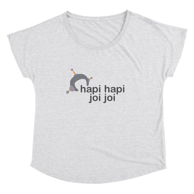 hapi hapi joi joi (Light) Women's Scoop Neck by hapi.js