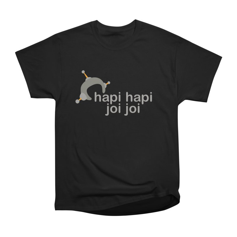 hapi hapi joi joi (Dark) Men's Heavyweight T-Shirt by hapi.js