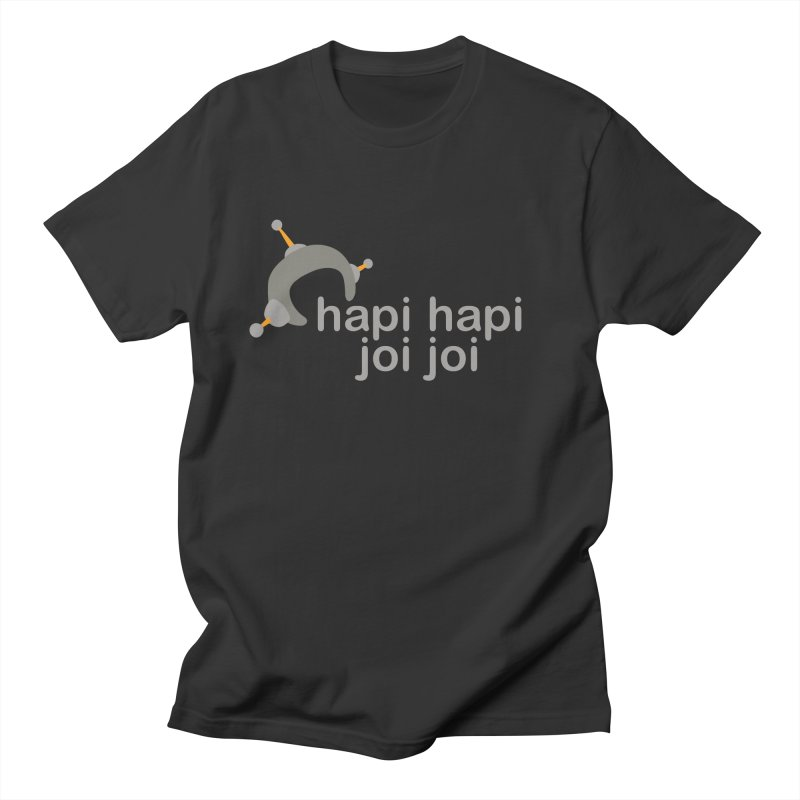 hapi hapi joi joi (Dark) Men's T-Shirt by hapi.js