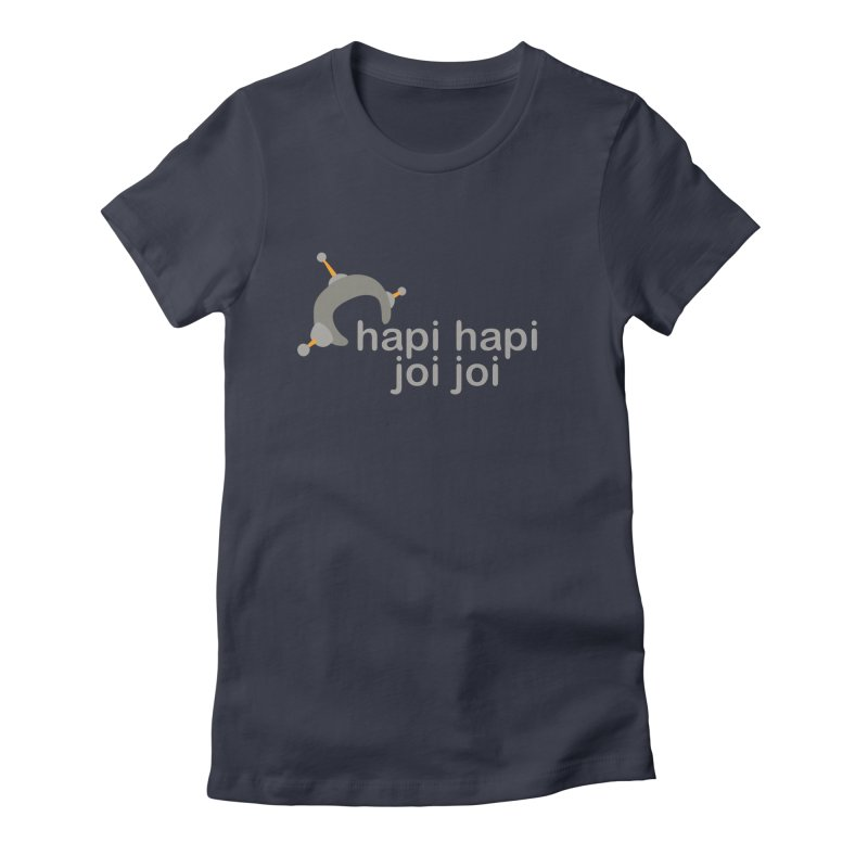 hapi hapi joi joi (Dark) Women's T-Shirt by hapi.js