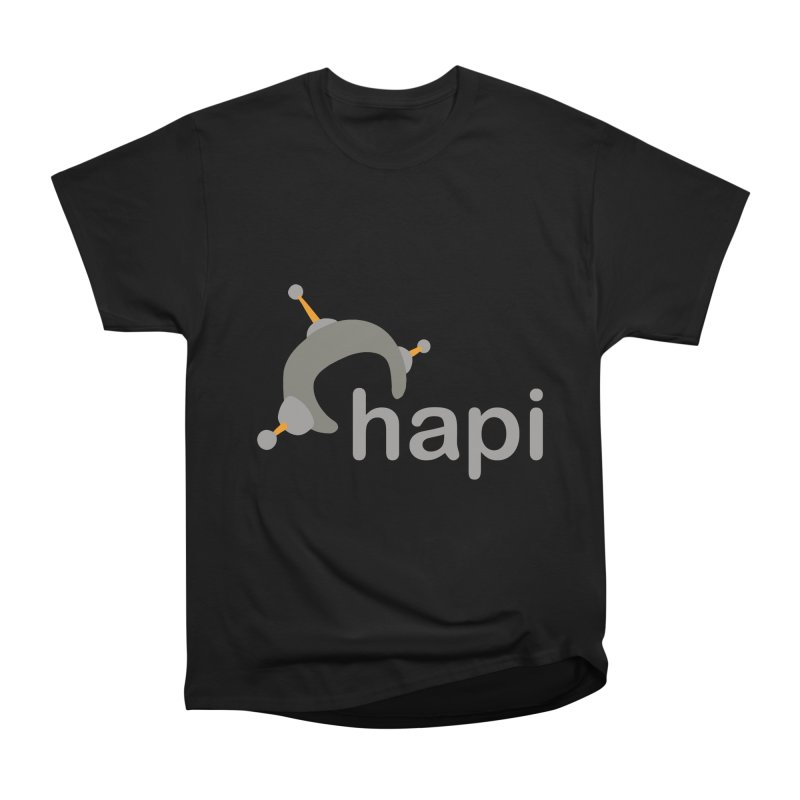 Logo (Dark) Women's T-Shirt by hapi.js