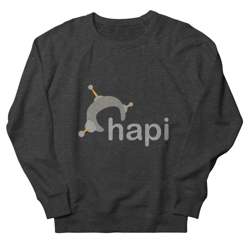 Logo (Dark) Women's Sweatshirt by hapi.js