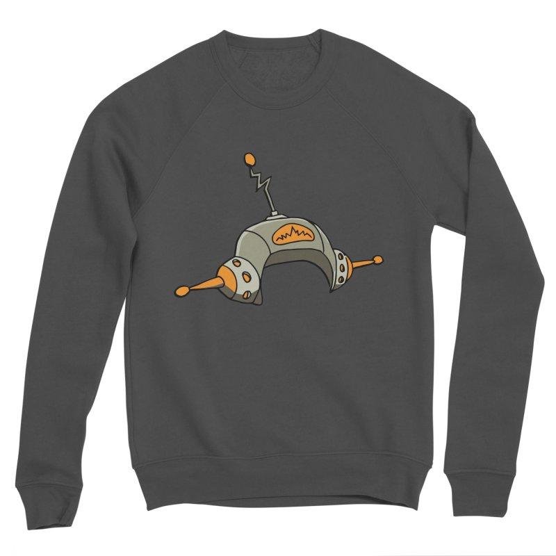 Old School Women's Sponge Fleece Sweatshirt by hapi.js