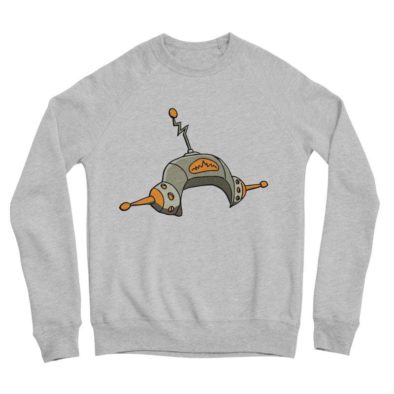 Old School Men's Sponge Fleece Sweatshirt by hapi.js