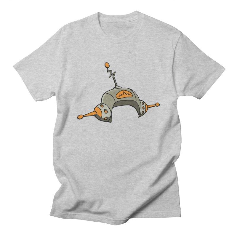 Old School Women's Regular Unisex T-Shirt by hapi.js