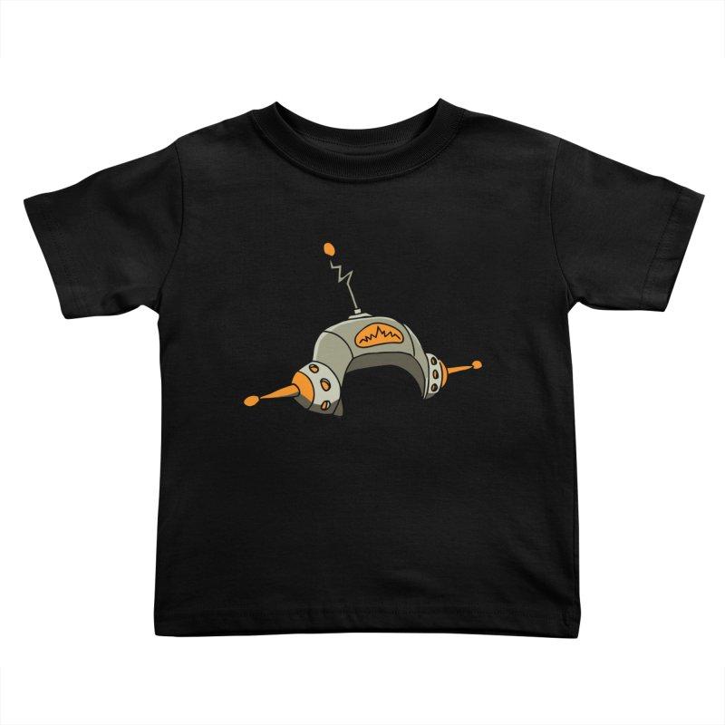 Old School Kids Toddler T-Shirt by hapi.js