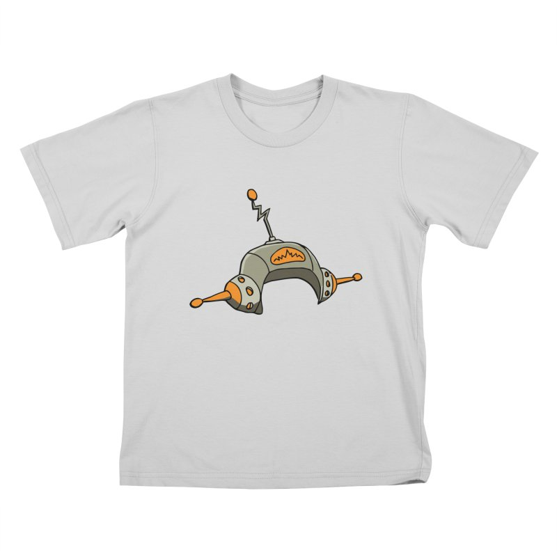 Old School Kids T-Shirt by hapi.js