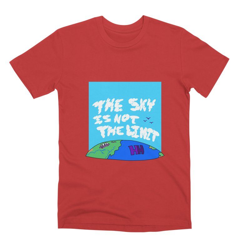 Ain't no limit boys and girls Men's Premium T-Shirt by happieheads's Artist Shop