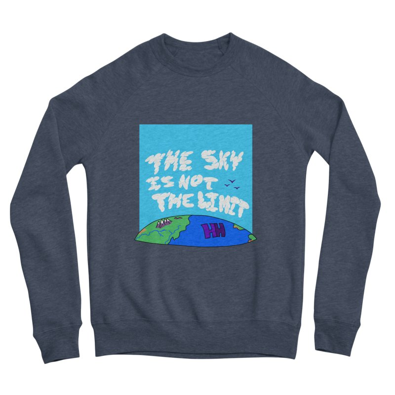 Ain't no limit boys and girls Men's Sponge Fleece Sweatshirt by happieheads's Artist Shop