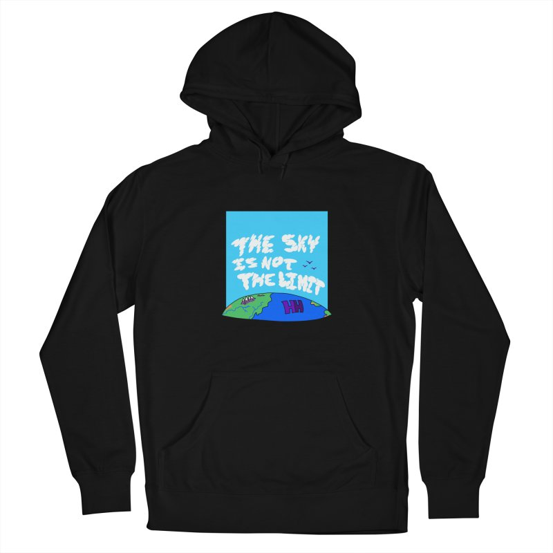 Ain't no limit boys and girls Men's Pullover Hoody by happieheads's Artist Shop