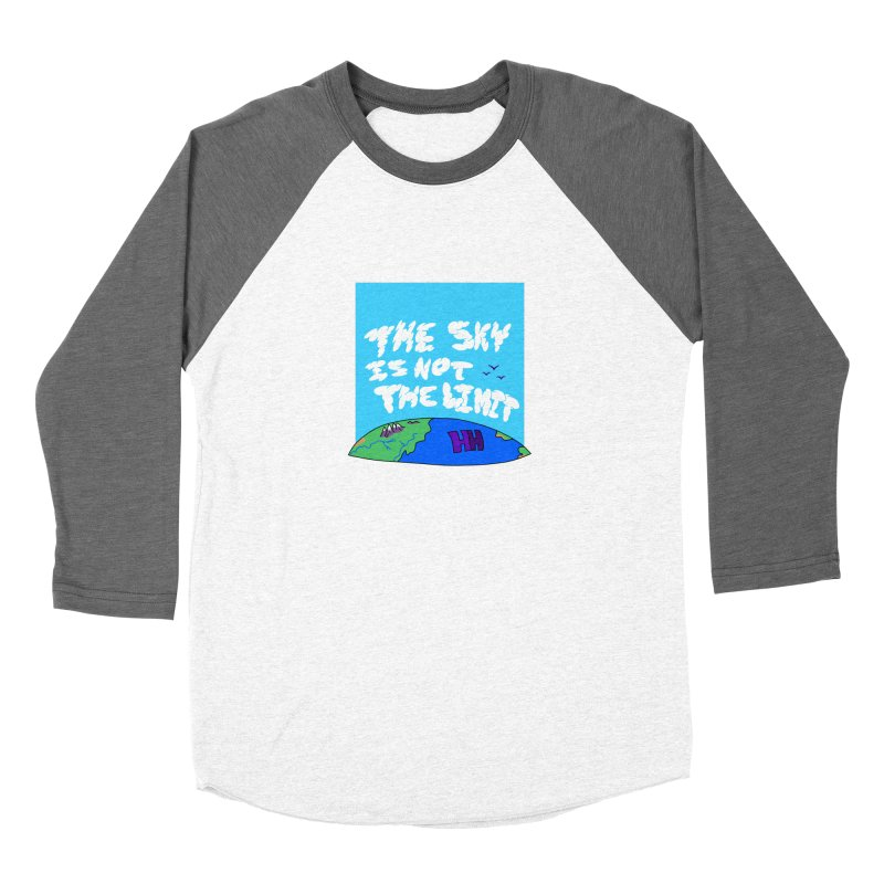 Ain't no limit boys and girls Women's Longsleeve T-Shirt by happieheads's Artist Shop