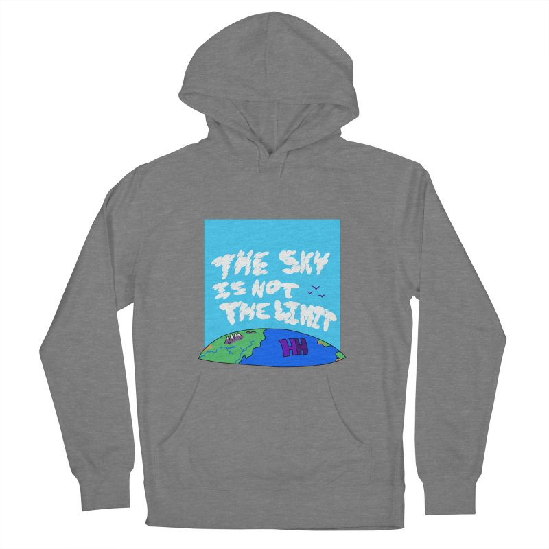 Ain't no limit boys and girls Women's Pullover Hoody by happieheads's Artist Shop