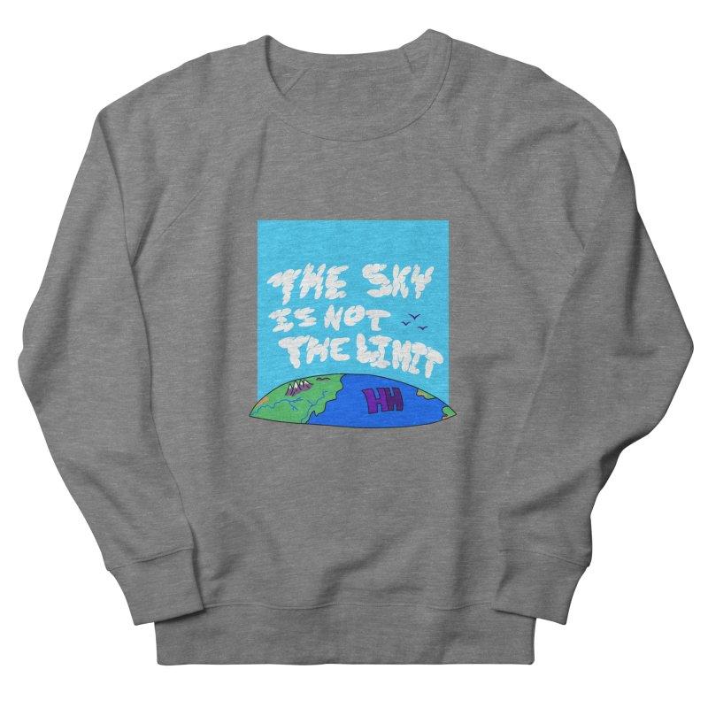 Ain't no limit boys and girls Men's Sweatshirt by happieheads's Artist Shop
