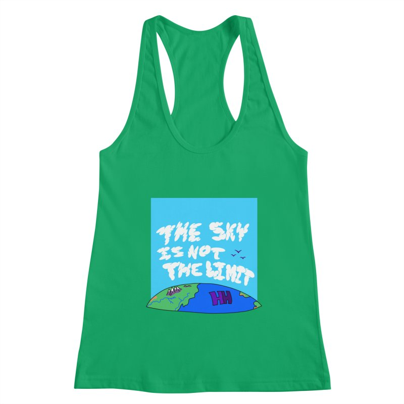Ain't no limit boys and girls Women's Tank by happieheads's Artist Shop