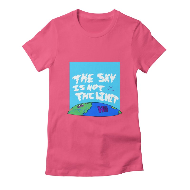 Ain't no limit boys and girls Women's T-Shirt by happieheads's Artist Shop