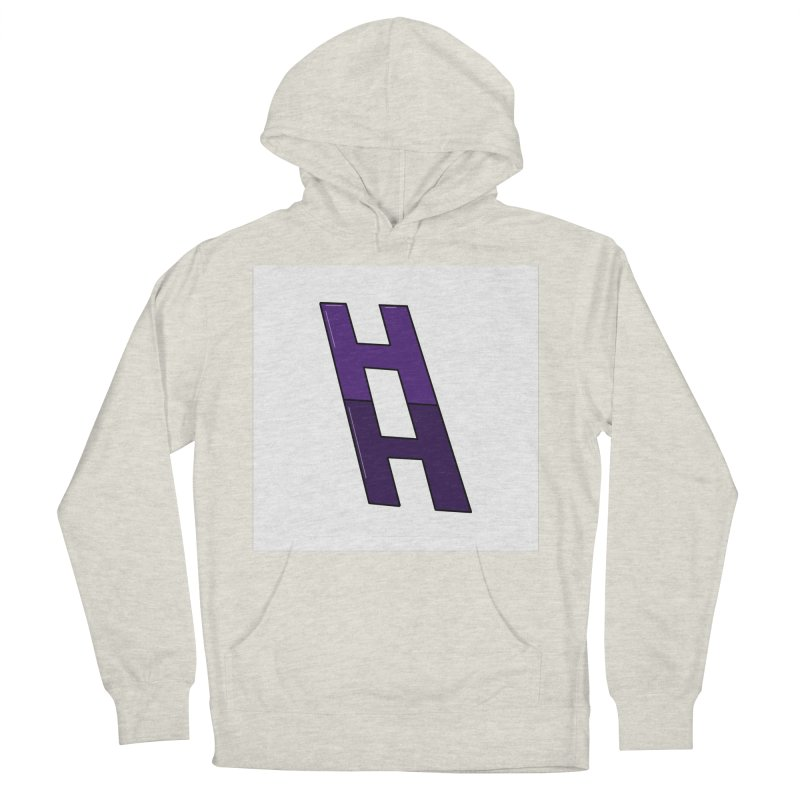 Happieness Ladder Women's French Terry Pullover Hoody by happieheads's Artist Shop