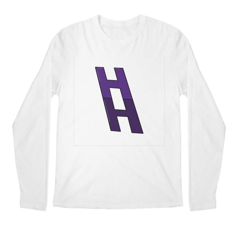 Happieness Ladder Men's Regular Longsleeve T-Shirt by happieheads's Artist Shop