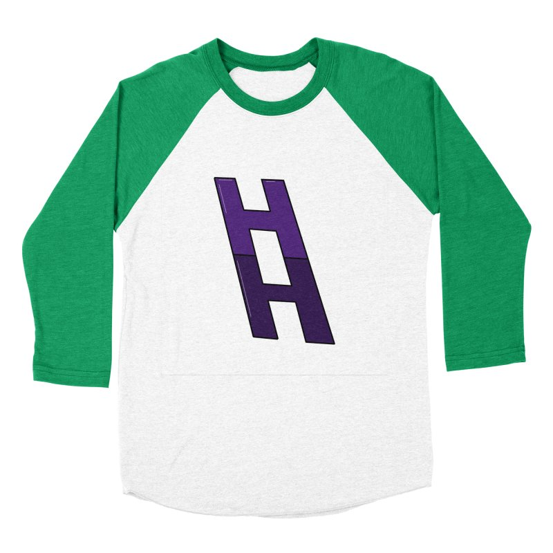 Happieness Ladder Men's Baseball Triblend Longsleeve T-Shirt by happieheads's Artist Shop