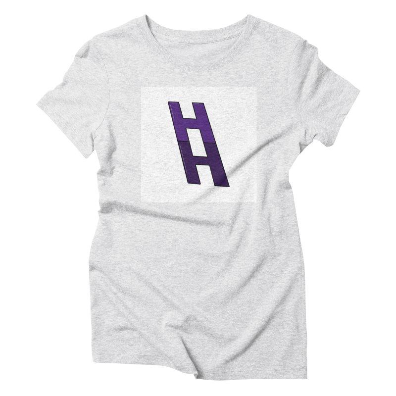 Happieness Ladder Women's T-Shirt by happieheads's Artist Shop