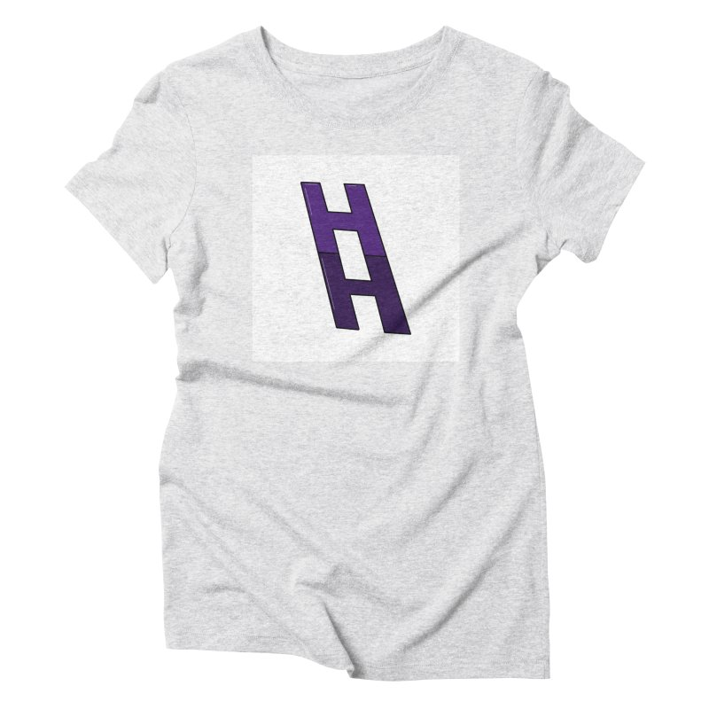Happieness Ladder Women's Triblend T-Shirt by happieheads's Artist Shop