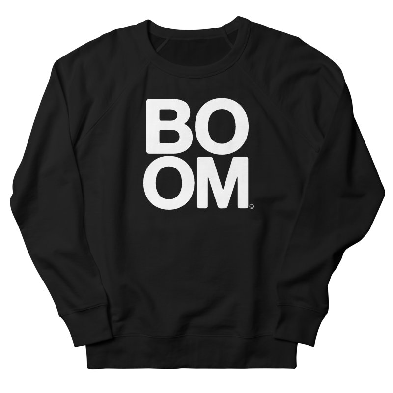 Unisex BOOM Smoke Sweatshirt Women's Sweatshirt by HappyBombs's Artist Shop
