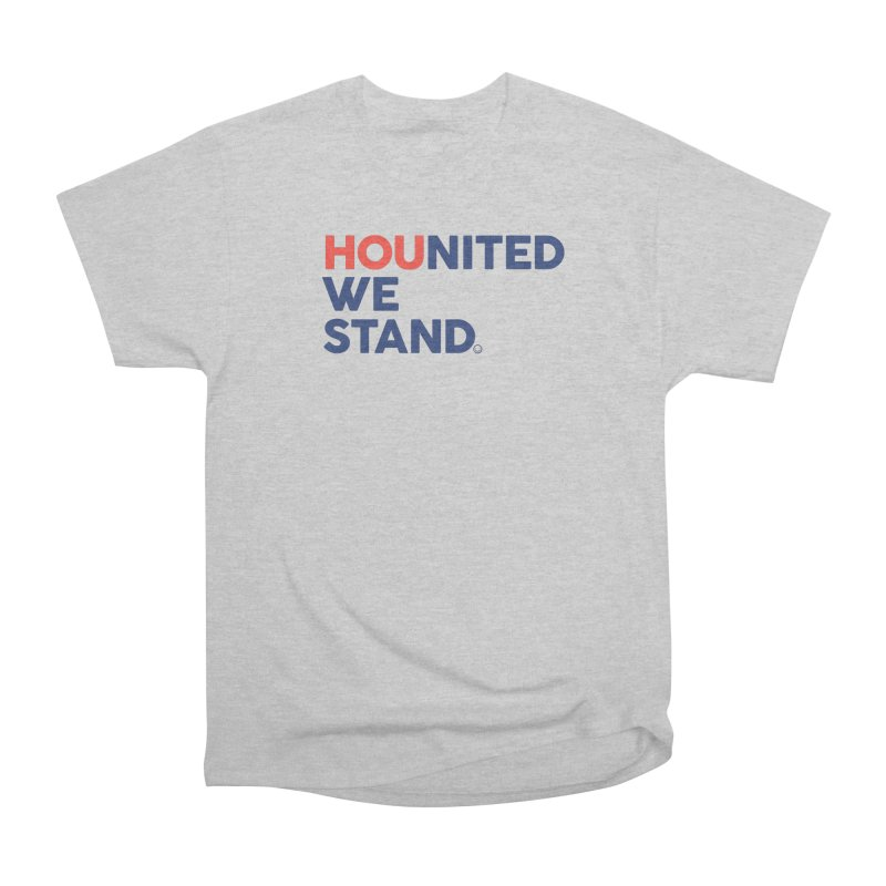 Hounited We Stand Men's Classic T-Shirt by HappyBombs's Artist Shop