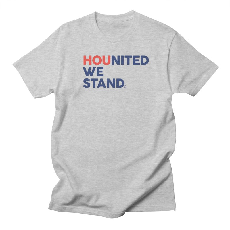 Hounited We Stand Women's Unisex T-Shirt by HappyBombs's Artist Shop