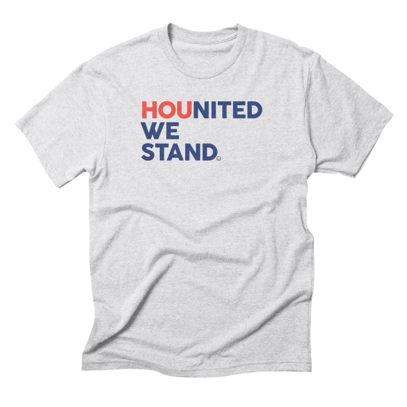 Hounited We Stand Men's Triblend T-Shirt by HappyBombs's Artist Shop
