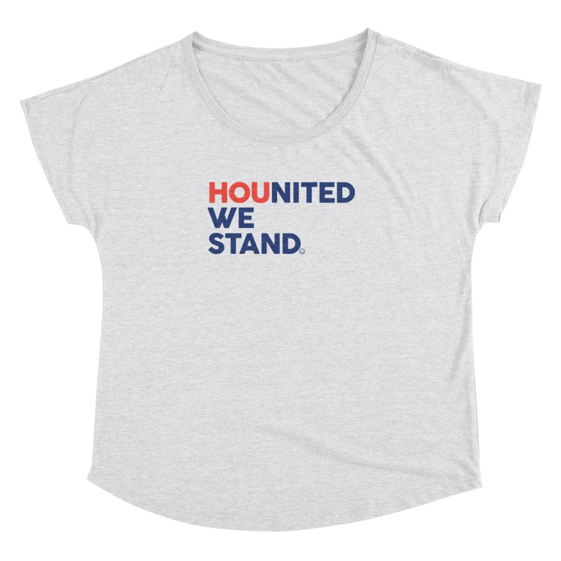 Hounited We Stand Women's Dolman by HappyBombs's Artist Shop