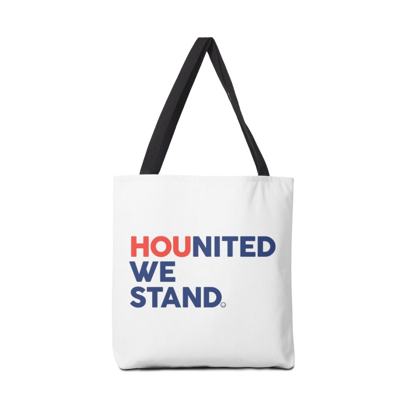 Hounited We Stand Accessories Bag by HappyBombs's Artist Shop