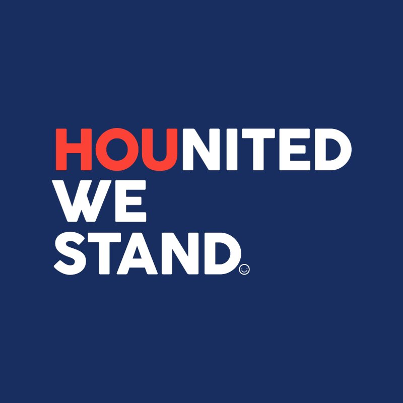 Hounited We Stand - Blue by HappyBombs's Artist Shop