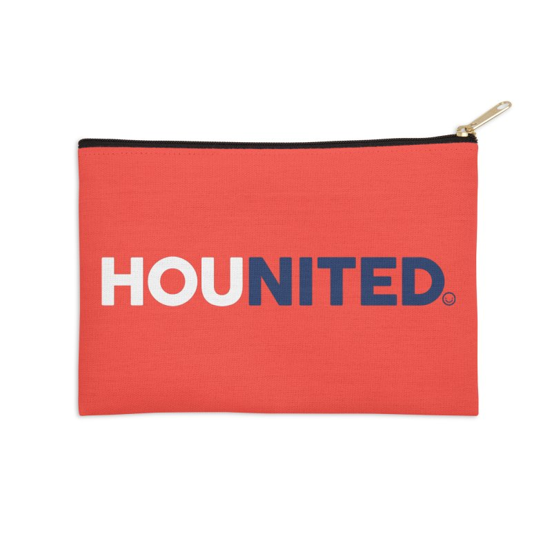 Hounited Accessories Zip Pouch by HappyBombs's Artist Shop