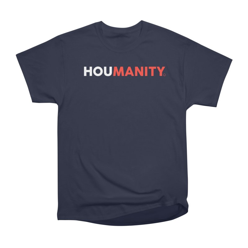 Houmanity Women's Classic Unisex T-Shirt by HappyBombs's Artist Shop