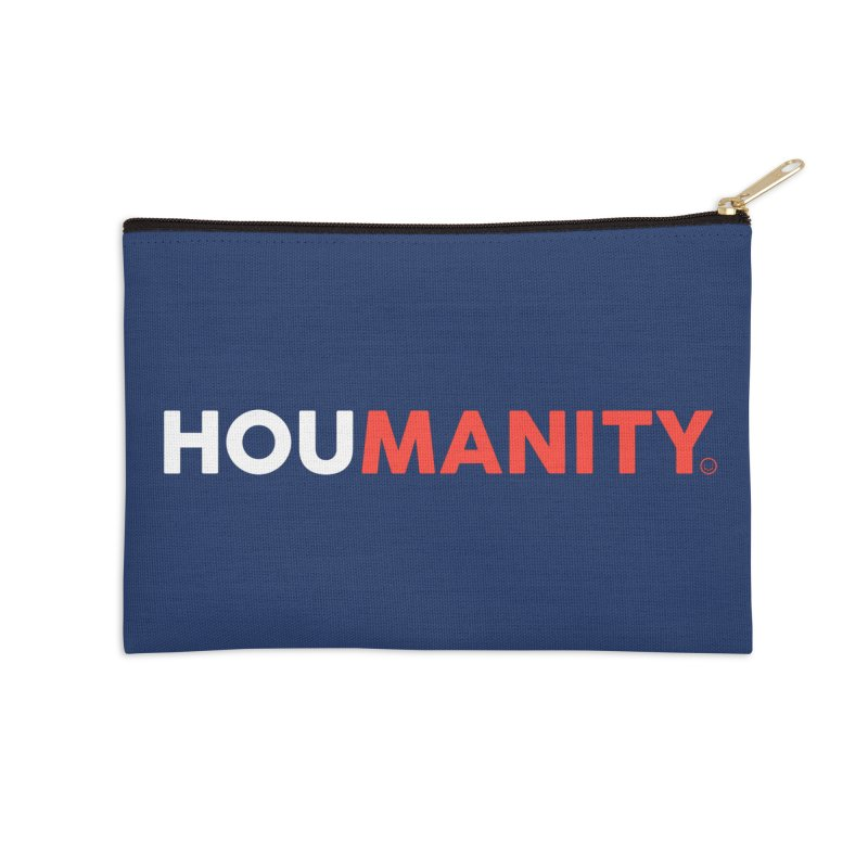 Houmanity Accessories Zip Pouch by HappyBombs's Artist Shop