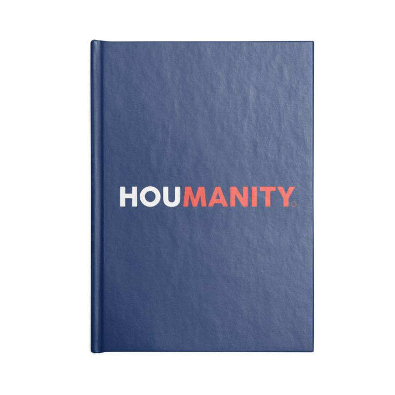 Houmanity Accessories Notebook by HappyBombs's Artist Shop