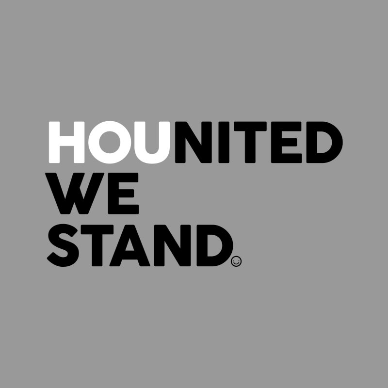 Hounited We Stand - BW by HappyBombs's Artist Shop