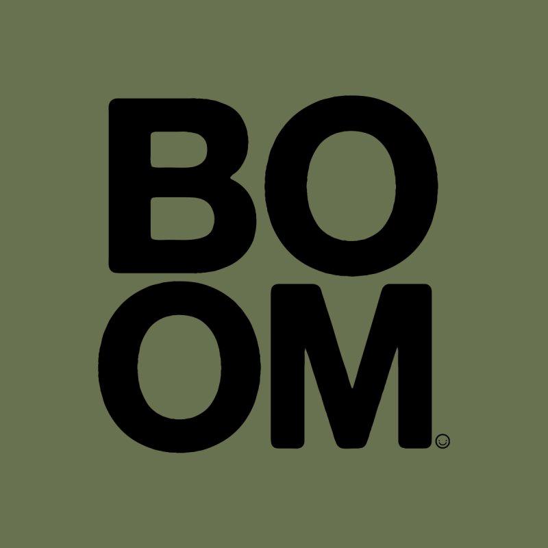 Original BOOM T-shirt by HappyBombs's Artist Shop
